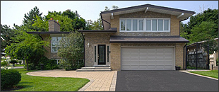 Virtual tour of detached house for Sale in Toronto by Gina Vaccaro