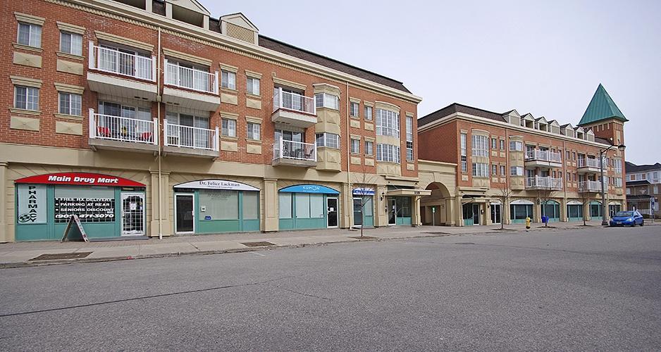 Condo Home For Sale 110 Cornell Park Ave Markham Ontario