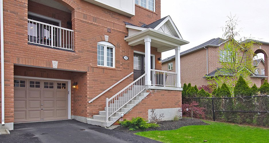 Town House For Sale 295 Isaac Murray Ave Maple Vaughan